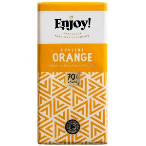Enjoy! Opulent Orange Chocolate 70g